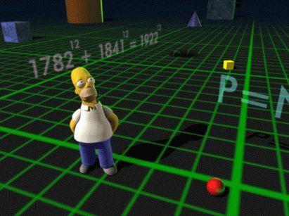 Homer in 3D