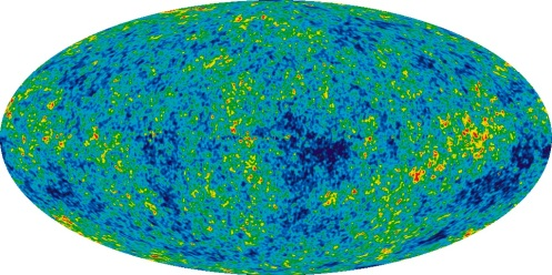 NewPicture of the Universe revealed